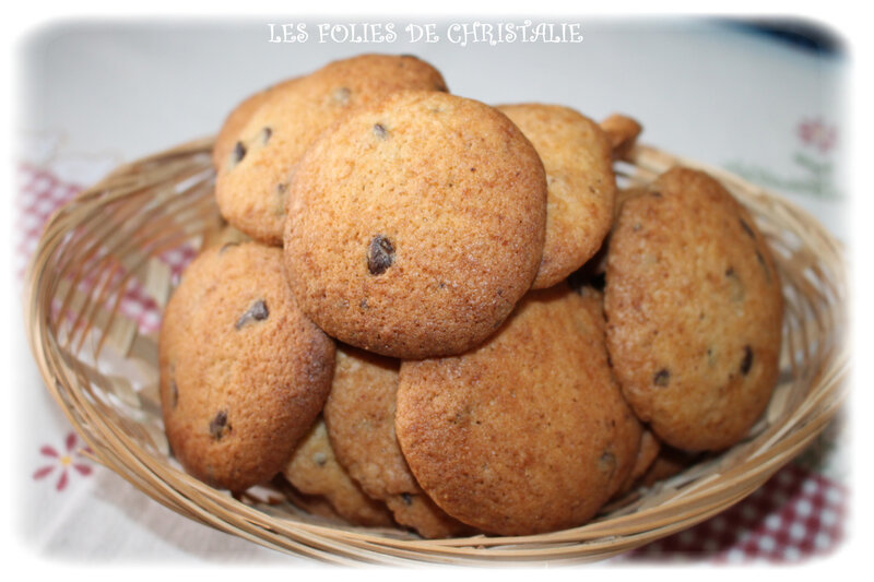 Cookies pralin 1