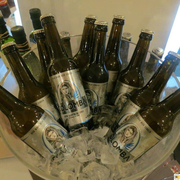 Bière blanche de maquis Pietra