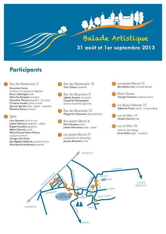 liste participants 2013