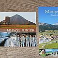 Echanges cartes postales de nos régions *novembre 2020*