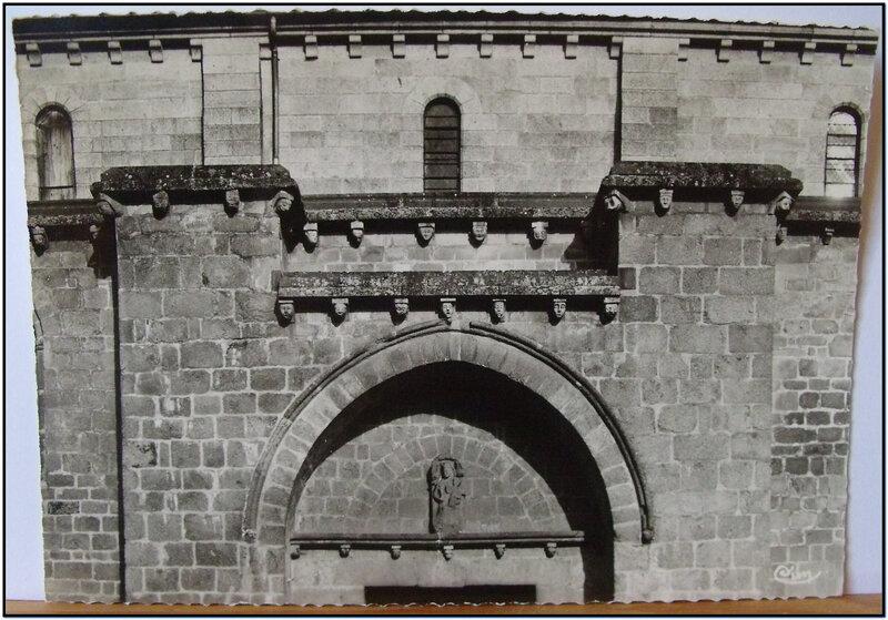La Souterraine - l'église