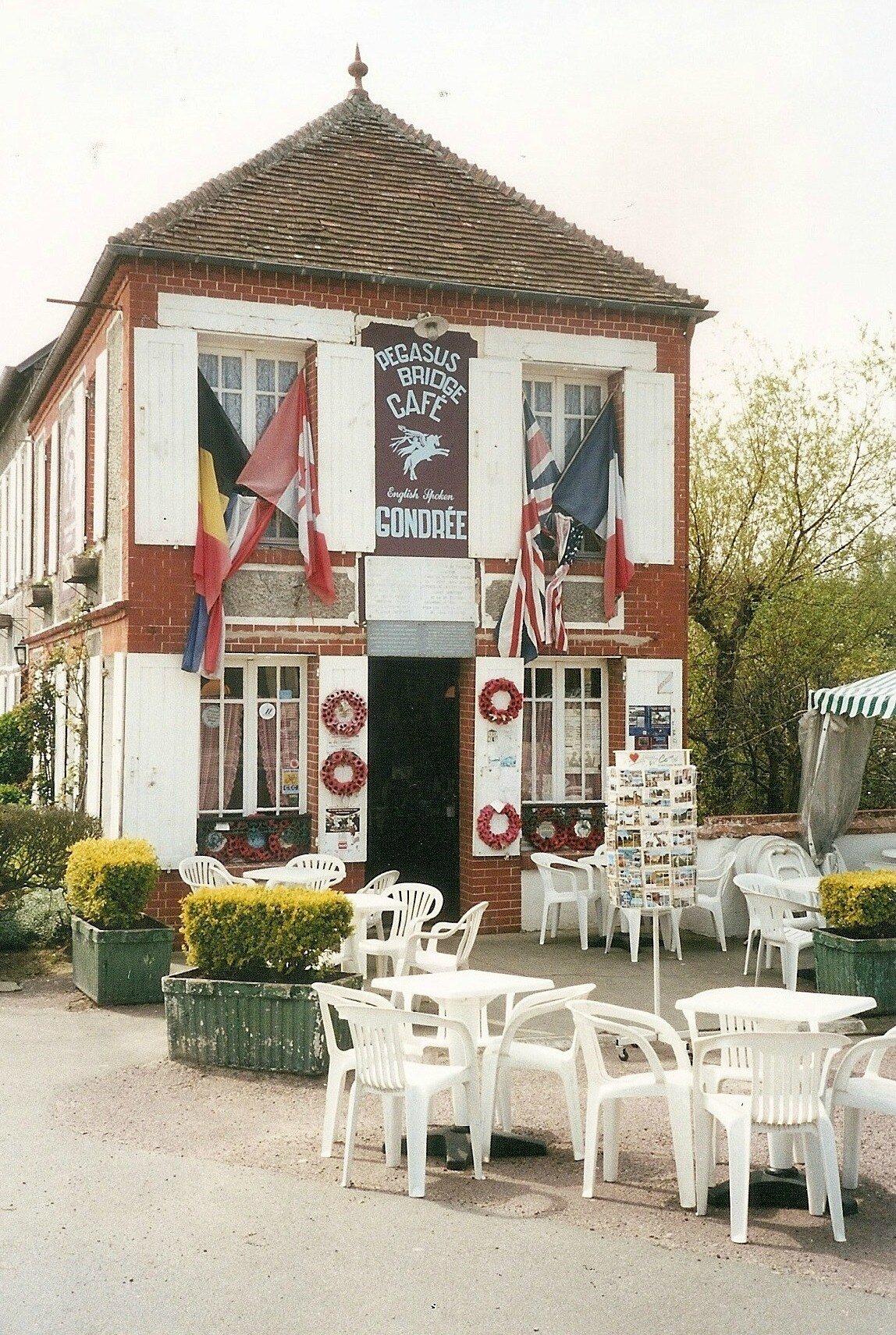 Ouistreham, café Gondrée (14)