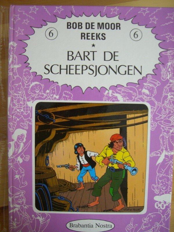 REEKS 6: BART DE SCHEEPSJONGEN
