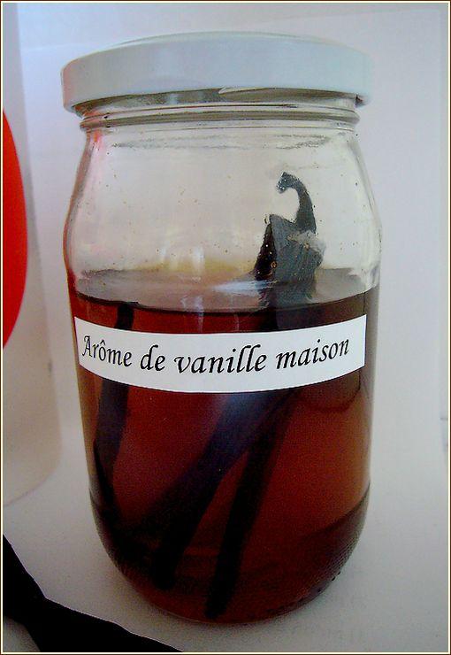 arome de vanille maison - Copie