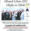 Trophée andrée jeunet 2012