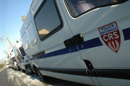 Police CRS Dijon 2010