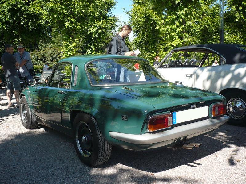 LOTUS Elan S4 coupé Karlsruhe (2)