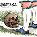 C'est bô le foot au qatar...