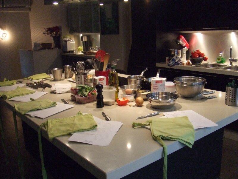 Cours de Cuisine - Initiation Gourmande - 10 juin 2010 010
