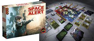 boutique jeux de société - pontivy - morbihan - ludis factory - space alert
