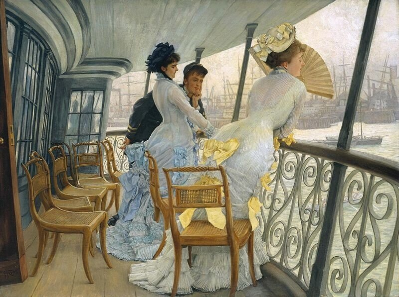 James_Tissot_-_The_Gallery_of_HMS_Calcutta_(Portsmouth)