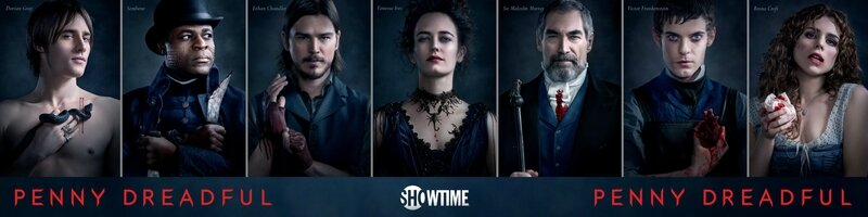 penny-dreadful-personnages