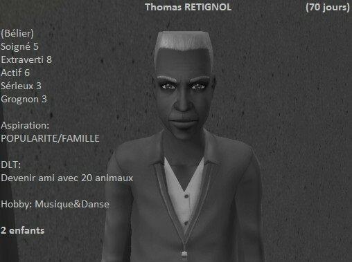 Thomas Rétignol (70 jours)