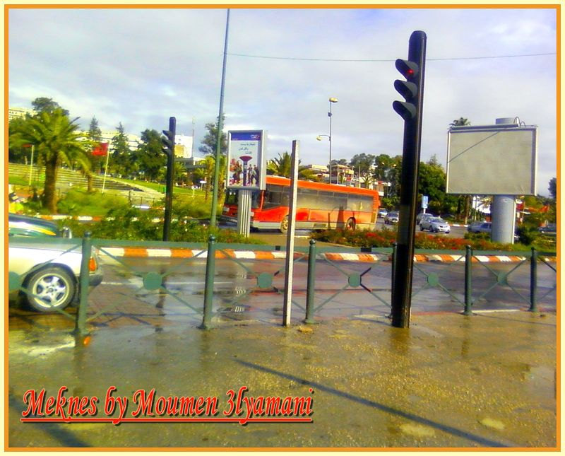 Meknes by Moumen 3lyamani