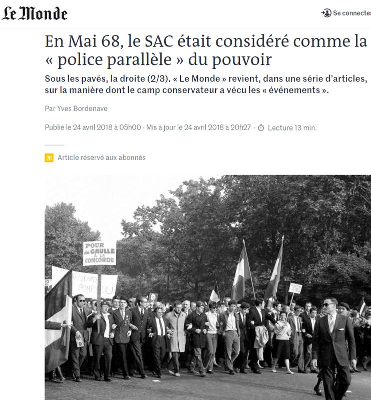 2021-04-05 18_15_14-En Mai 68, le SAC était considéré comme la «police parallèle» du pouvoir - Ope