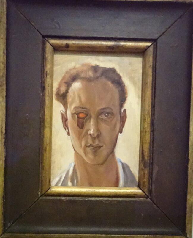 Victor Brauner Autoportrait 1931