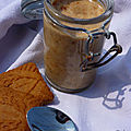 Mousse aux speculoos