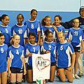 L'equipe de St Louis de la Réunion