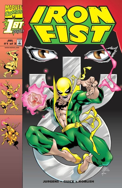 iron fist in the fold 1
