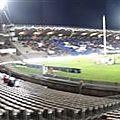 vue sur le stade