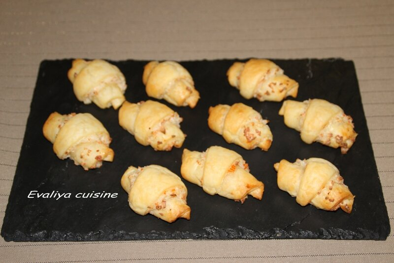 croissants apero