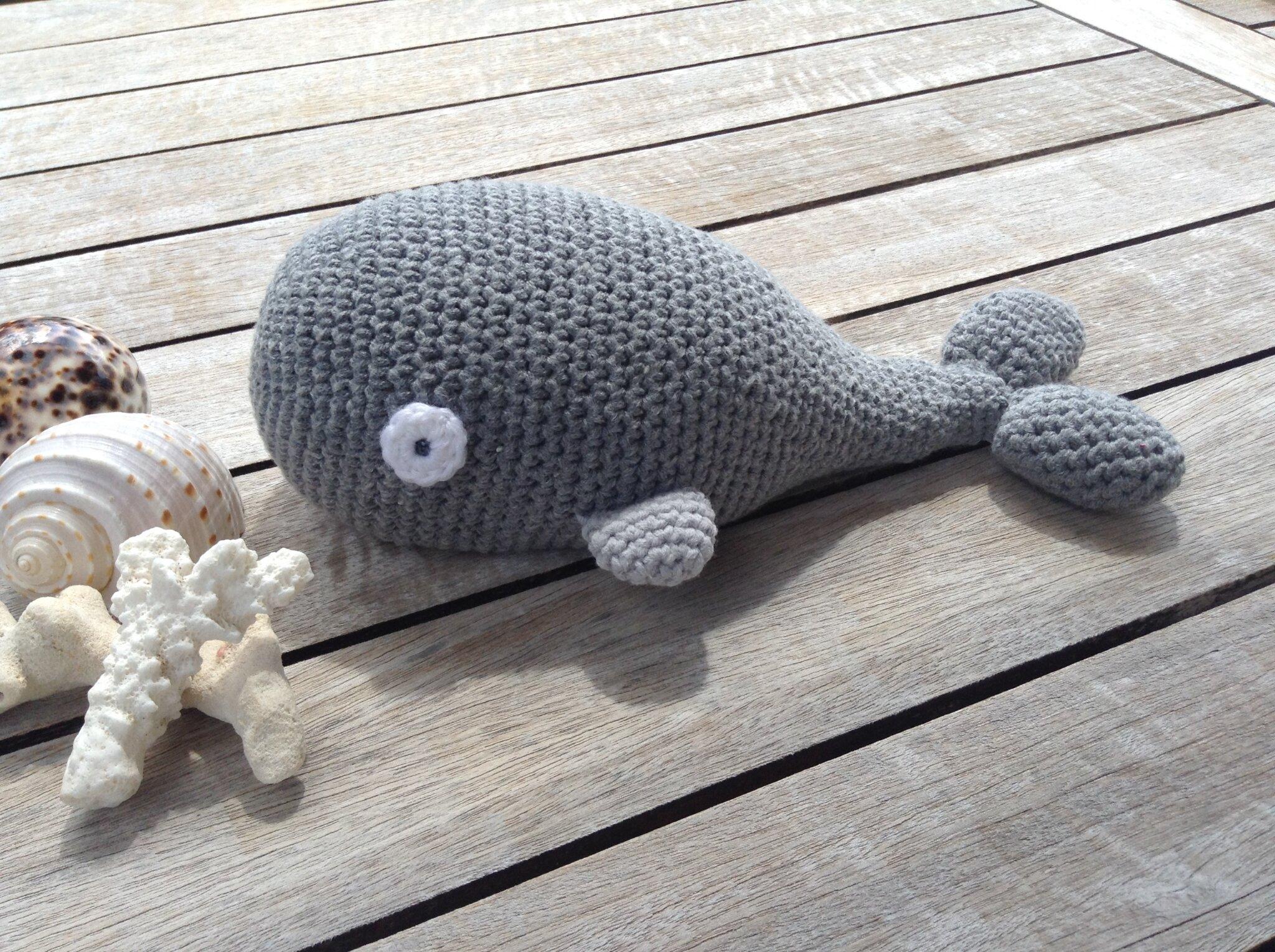 Baleine crochet