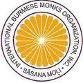 Une délégation de moines birmans à paris