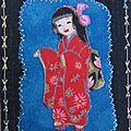 Geisha 5 -