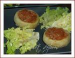 Fonds d'artichaut vapeur à la tomate et aux anchois