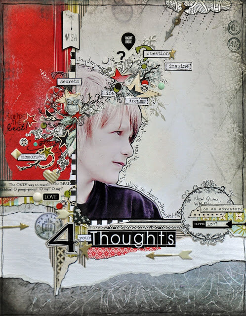 Penny for your thoughts-Emma Trout