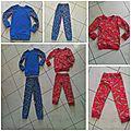 De beaux pyjamas pour le printemps