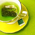 La phytothérapie au service du contrôle du cholestérol ! thé vert et levure de riz rouge !