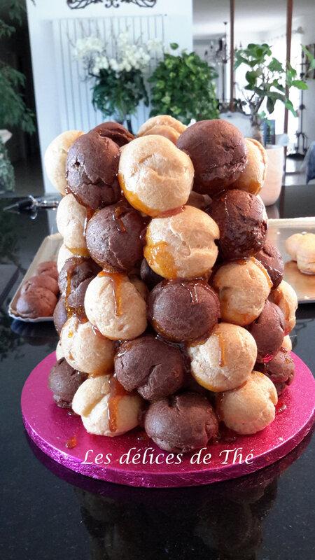 Choux choco vanille et nougatine 17 08 19 (12)