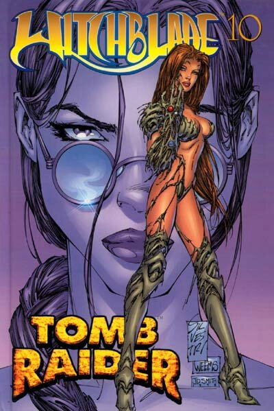editions USA witchblade 10