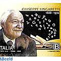 Giuseppe ungaretti (1888- 1970) : san martino del carso