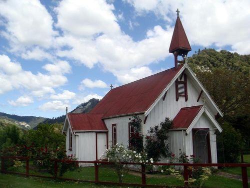 Sur la route du Tongariro - Whanganui River Road 5