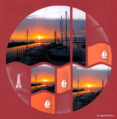 sf coucher soleil port