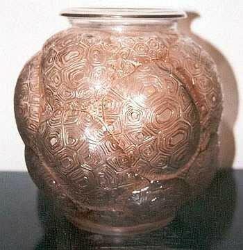 Vase - Tortues (1926)