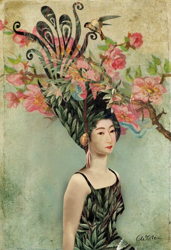 Catrin Welz-Stein - German Surrealist Graphic Designer - Tutt'Art@ (12)