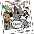 20ème anniversaire du projet gimp et nouvelle version 2.8.16