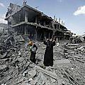 Israël sème la mort à gaza, les pays occidentaux sanctionnent la russie - mise à jour 30/07/14
