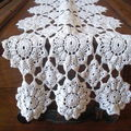 chemin de table crochet