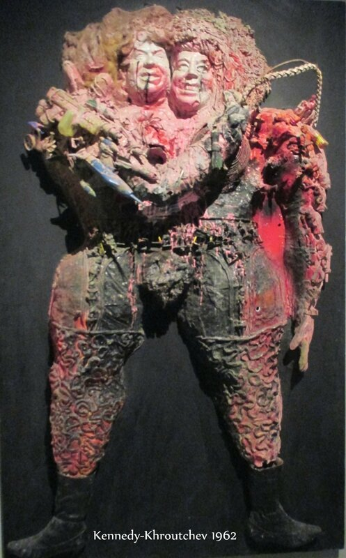Niki de Saint Phalle 1962
