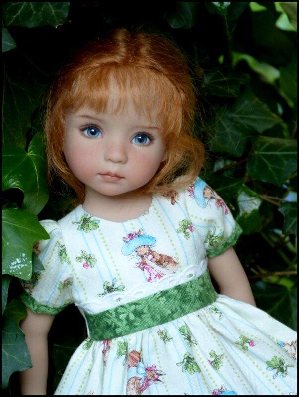 Emma Rose,ma petite dernière
