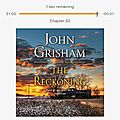 The reckoning - john grisham (2018)