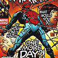 Pack vo spiderman one more day