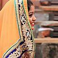 Indien smile