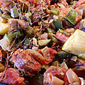 Wok des savoies (aux diots et pormonier)