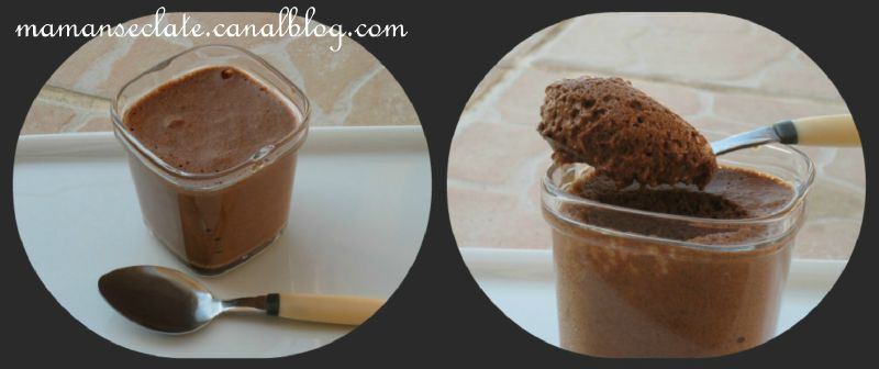 Mousse Chocolat Pralinoise Rapide Maman S Eclate