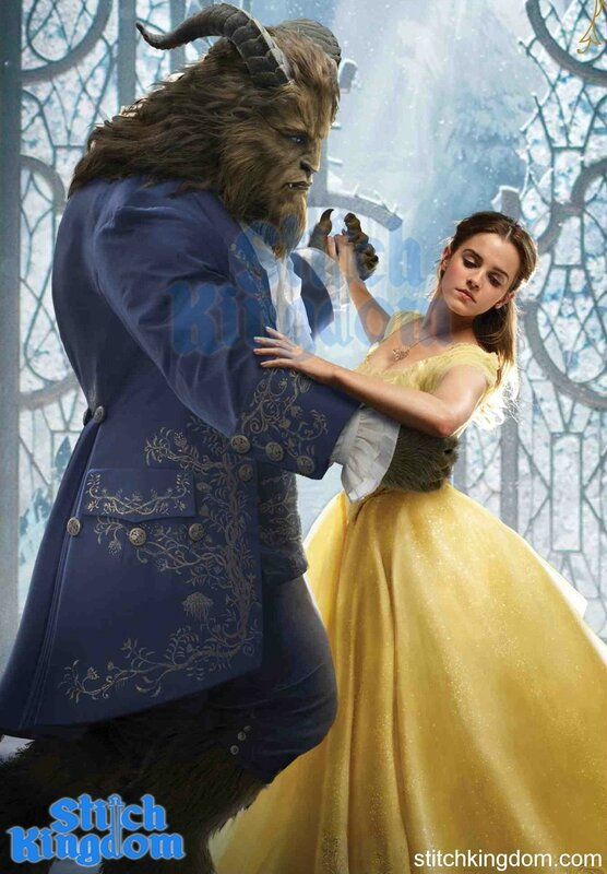Beauty and the Beast_movie poster